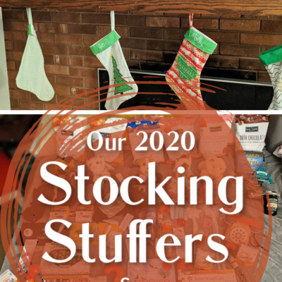 Our 2020 Stocking Stuffers & My Stocking Checklist