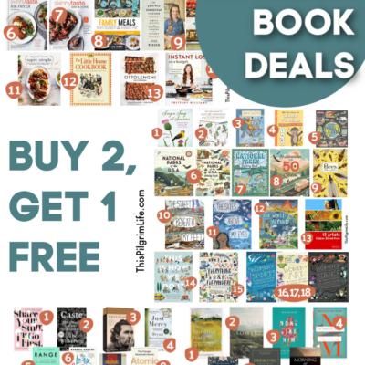 Amazon Book Deal Favorites